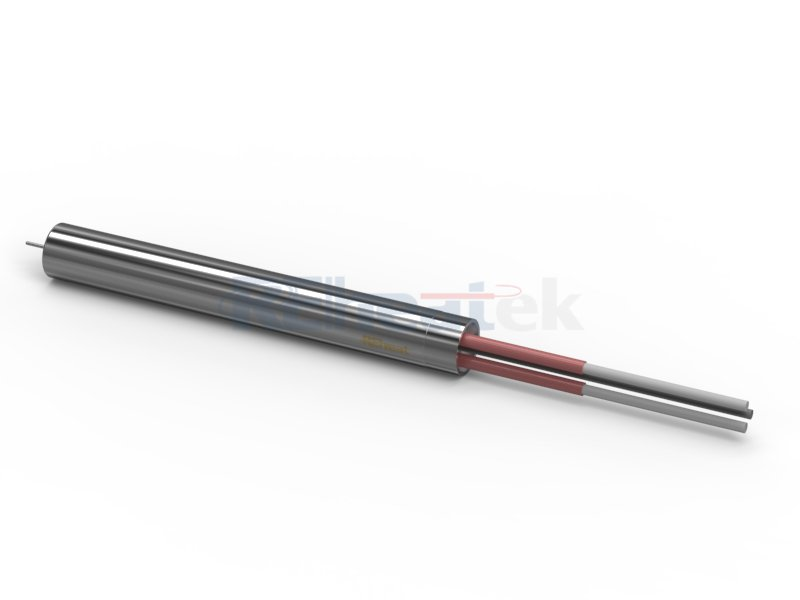 Cartridge Heater with Retractable Pin Thermocouple