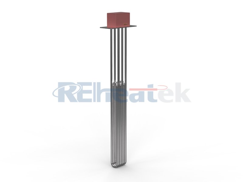 3-Element Over the Side Heater
