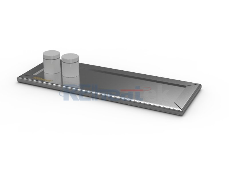 Strip Heater with Parallel Ceramic Terminal