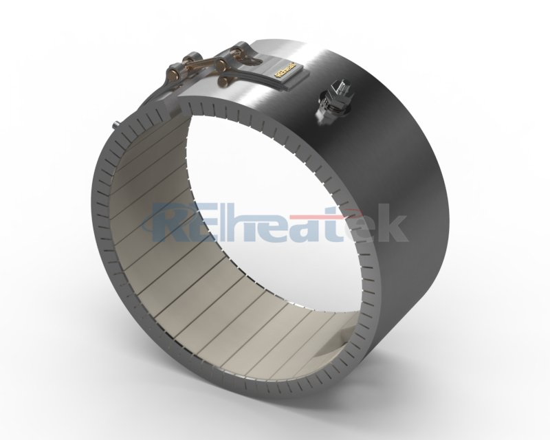 Ceramic Band Heater with Hole